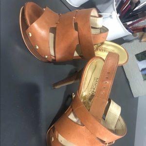 Michael Kors Stiletto heel - Brown/Cognac - Size 6